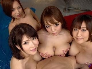 Hitomi 田中瞳 西條るり 沖田杏梨 青山菜々