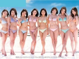 《JK》色々なシチュエーションでのセックスを見せてくれるS級アイドル美女達【Rio】【柚木ティナ】【初音みのり】【みひろ】【桃瀬えみる】