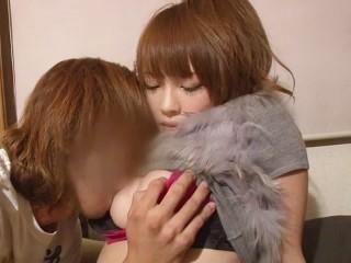 【小西悠】素人男性宅にデリバリーされて優しくセックスさせてくれる綺麗なお姉さん