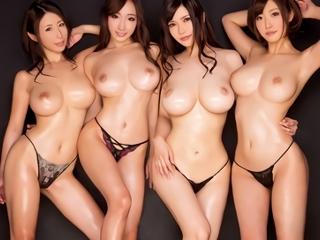 沖田杏梨 蓮実クレア 篠田あゆみ 水野朝陽