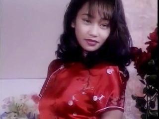 【河合メリージェーン】《90年代》チャイナドレス姿の透明感のある美女が濃密セックスでとろけまくる!