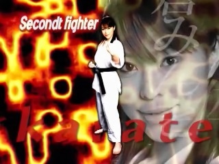 真 女格闘家VSレイプ魔 亜佐倉みんと