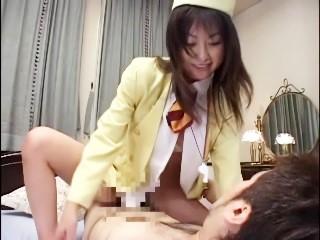 コスプレ痴漢バス 青木玲