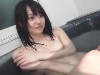妹にお風呂で性行為に及ぶ兄の禁断映像 愛内希