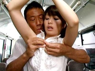 痴漢待ち少女M 川上奈々美